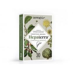 Hepaterra - за прочистване на черния дроб