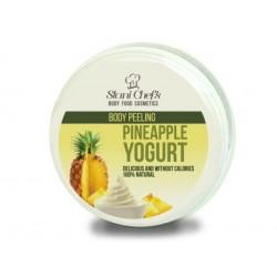 Пилинг за тяло - ананасов йогурт