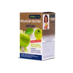 VitaPectin - Ябълков пектин и инулин - 10 сашета