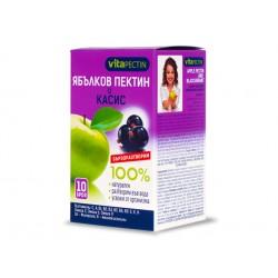 VitaPectin - Ябълков пектин и касис - 10 сашета