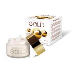 Крем за лице с чисто злато (SPF15)