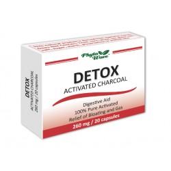 Detox Активен Въглен (260 mg)