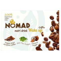 Разтворима напитка, Nomad Nutri Drink - кафе