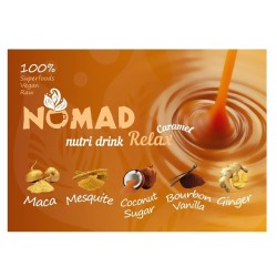 Разтворима напитка, Nomad Nutri Drink - карамел