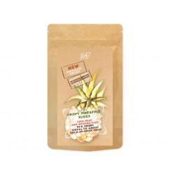 Хрупкави късчета ананас - 40 гр.