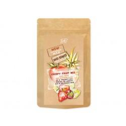 Хрупкави парченца ягода - 40 гр.