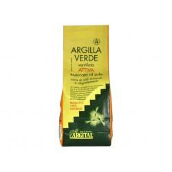 Зелена глина, вентилирана, на прах - 500 гр.