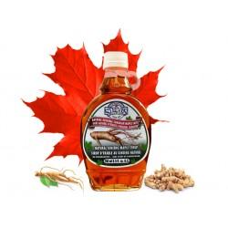 Оригинален канадски кленов сироп с жен шен
