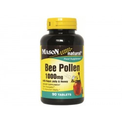Пчелен прашец, пчелно млечице и мед - капсули