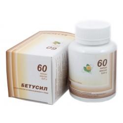 Бетустил - с екстракт от бреза