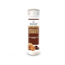 Душ гел за коса и тяло - шоколадови бисквити